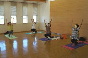 JA 海部東農業協同組合(あまひがし) -楽しく健康な身体作りをしよう ストレッチ教室