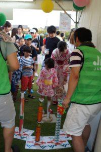 JA 海部東農業協同組合(あまひがし) -地域活性化活動 「あまつり」に出店