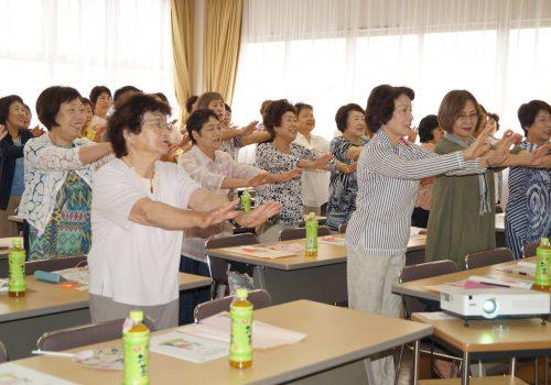JA 海部東農業協同組合(あまひがし) -女性部 認知症を理解し予防しよう