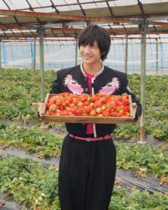 JA 海部東農業協同組合(あまひがし) -JA愛知共済連 「ボイメンのあいち農業塾!」で特産品PR
