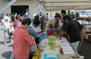 JA 海部東農業協同組合(あまひがし) -美和支店 感謝祭を行う