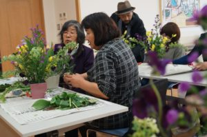 JA 海部東農業協同組合(あまひがし) -令和元年度最後のフラワーサークル 春をつくる