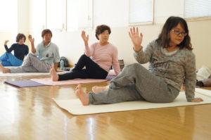 JA 海部東農業協同組合(あまひがし) -令和元年度最後の健康体操!