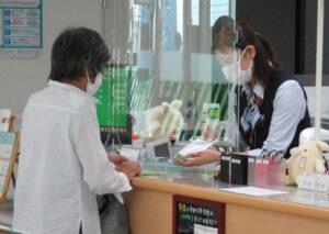 JA 海部東農業協同組合(あまひがし) -地域の皆様に愛される支店を目指して 来店者へ野菜の配布
