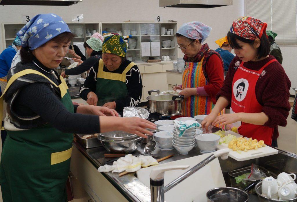 JA 海部東農業協同組合(あまひがし) -旬の冬野菜を使って料理!