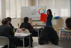 JA 海部東農業協同組合(あまひがし) -資産管理部会 『色彩心理セミナー』開催