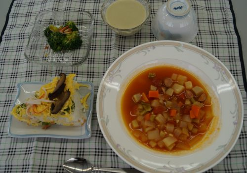 JA 海部東農業協同組合(あまひがし) -野菜をバランスよく食べましょう!