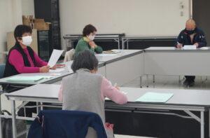 JA 海部東農業協同組合(あまひがし) -次年度へ向けた検討 なの花の会役員会
