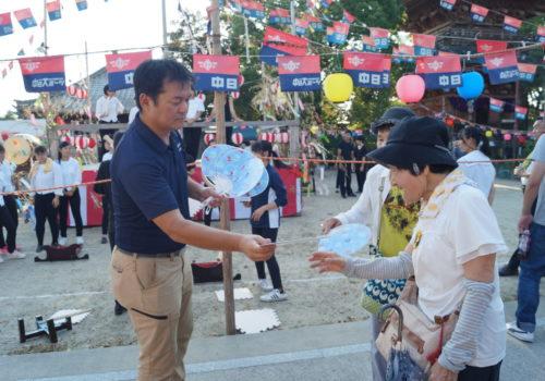 JA 海部東農業協同組合(あまひがし) -甚目寺支店 夏祭りで地域貢献
